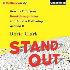 Stand Out audiobook cover art