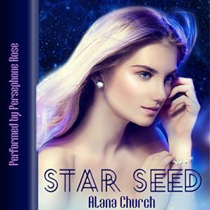 Star Seed audiobook cover art