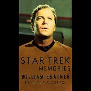 Star Trek Memories audiobook cover art