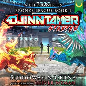 Starter audiobook cover art