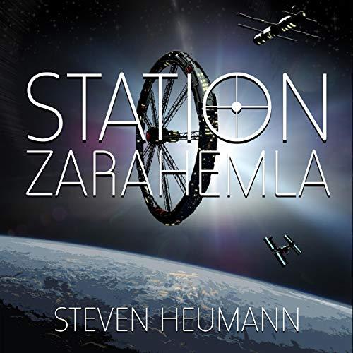 Station Zarahemla audiobook cover art