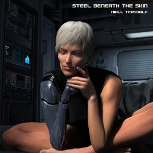 Steel Beneath the Skin audiobook cover art