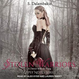 Stolen Warriors: A Dance With the King audiobook cover art