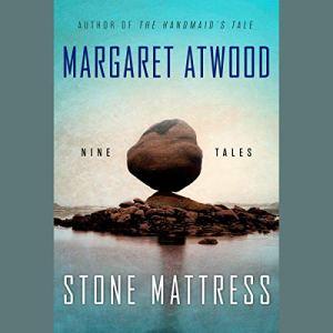 Stone Mattress audiobook cover art
