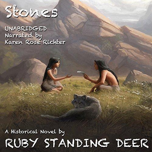 Stones audiobook cover art