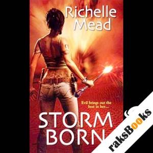 Storm Born audiobook cover art