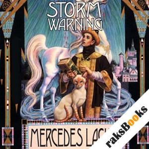 Storm Warning audiobook cover art