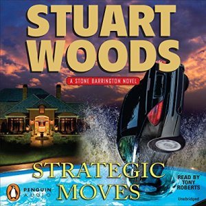 Strategic Moves audiobook cover art