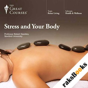 Stress and Your Body audiobook cover art
