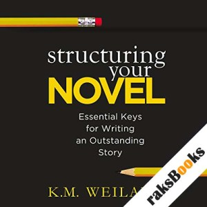 Structuring Your Novel audiobook cover art