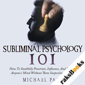 Subliminal Psychology 101 audiobook cover art