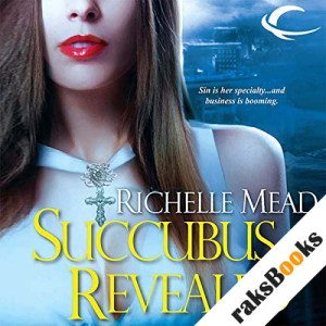 Succubus Revealed audiobook cover art
