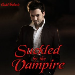 Suckled by the Vampire audiobook cover art