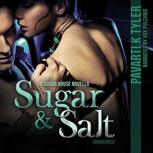 Sugar & Salt audiobook cover art