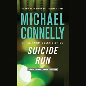 Suicide Run audiobook cover art
