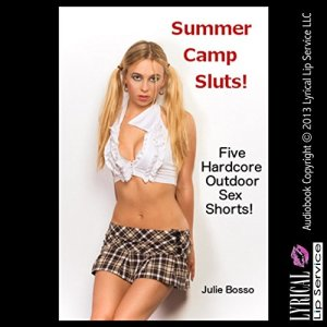 Summer Camp Sluts audiobook cover art