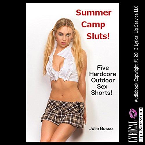 Summer Camp Sluts audiobook cover art