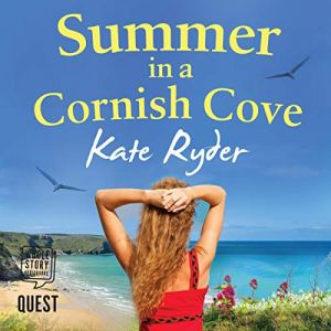 Summer in a Cornish Cove audiobook cover art