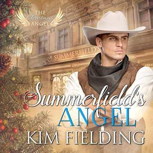 Summerfield's Angel audiobook cover art