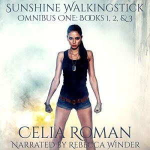 Sunshine Walkingstick Omnibus One audiobook cover art