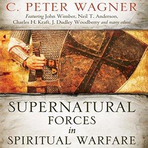 Supernatural Forces in Spiritual Warfare: Wrestling with Dark Angels audiobook cover art