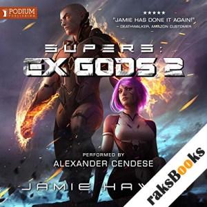 Supers: Ex Gods 2 audiobook cover art