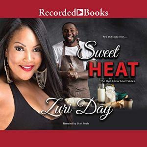 Sweet Heat audiobook cover art