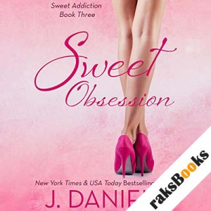 Sweet Obsession audiobook cover art
