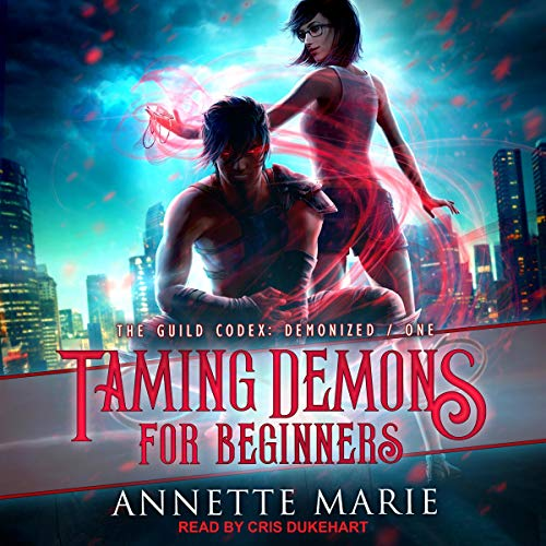 Taming Demons for Beginners audiobook cover art