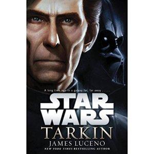 Tarkin: Star Wars audiobook cover art