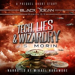 Tech, Lies, and Wizardry audiobook cover art