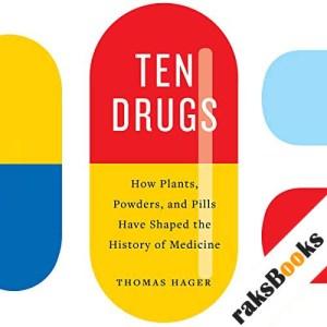 Ten Drugs audiobook cover art