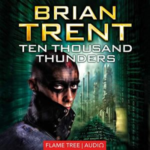 Ten Thousand Thunders audiobook cover art