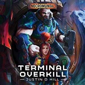 Terminal Overkill audiobook cover art