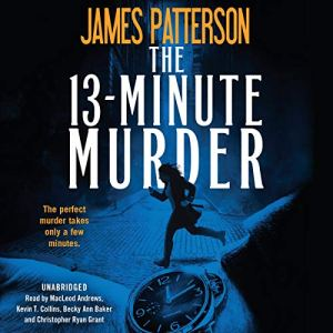 The 13-Minute Murder audiobook cover art