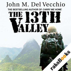 The 13th Valley audiobook cover art