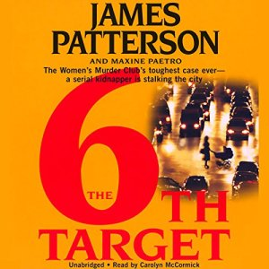 The 6th Target audiobook cover art