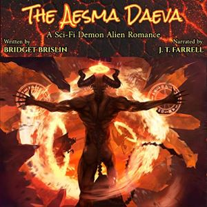 The Aesma Daeva audiobook cover art