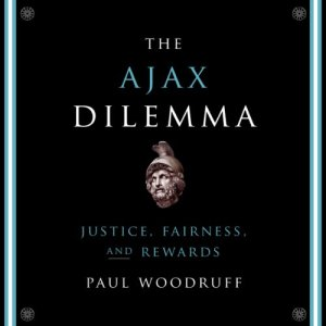 The Ajax Dilemma audiobook cover art