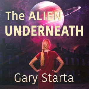 The Alien Underneath audiobook cover art