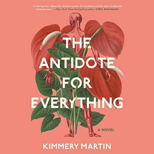 The Antidote for Everything audiobook cover art