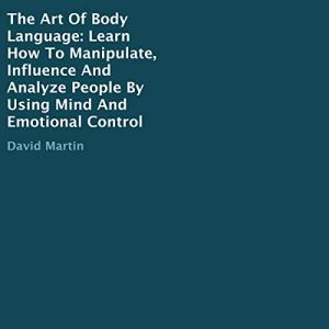 The Art of Body Language audiobook cover art