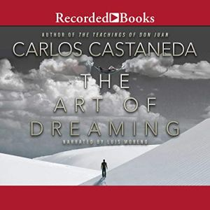 The Art of Dreaming audiobook cover art