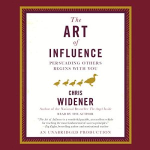 The Art of Influence audiobook cover art