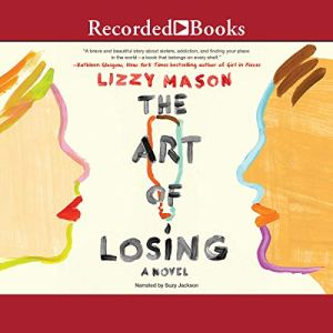 The Art of Losing audiobook cover art