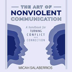 The Art of Nonviolent Communication audiobook cover art