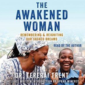 The Awakened Woman audiobook cover art