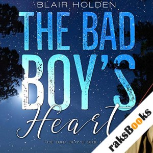The Bad Boy's Heart audiobook cover art