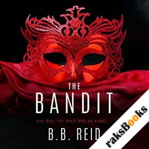The Bandit audiobook cover art