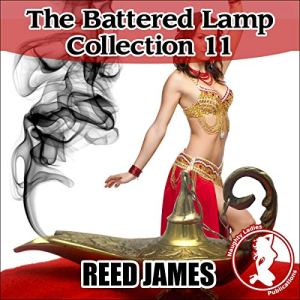The Battered Lamp Collection 11 audiobook cover art
